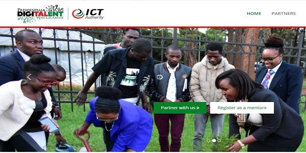 Kenya Presidential Digitalent