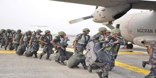 list of Nigerian Air Force Airmen and Airwomen Basic Military Training Course