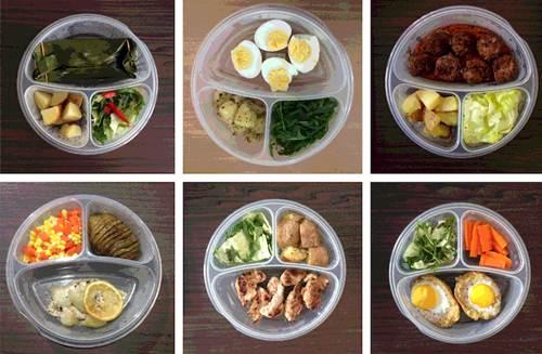 menu diet