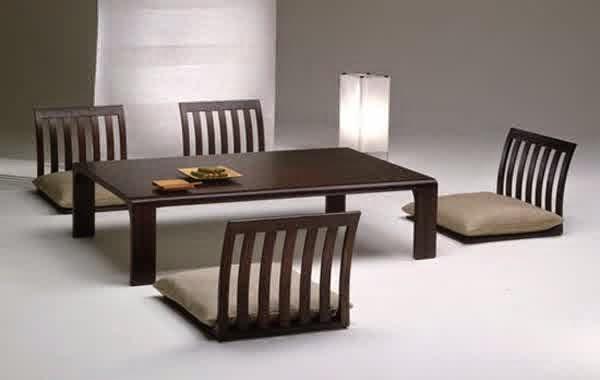 model meja makn kayu
