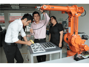 UCSI University engineering students have a 2-month internship for every year of their studies.