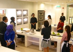 Top notch culinary arts facilities at YTL International College of Hotel Management (YTL-ICHM)