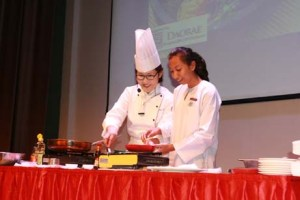 UCSI University offers the diploma in culinary arts with a focus on Korean cuisine