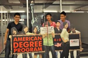 HELP University American Degree Programme