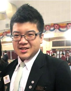 """Using statistics and research, EduSpiral helped to convince my parents to allow me to study psychology."" Dominic Chong"