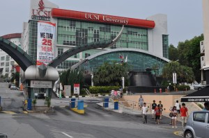 UCSI University offers the London Board A-Levels at their state-of-the-art campus in Cheras, KL