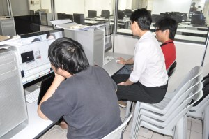 Multimedia Design Lecturer provides personal attention at KBU International College