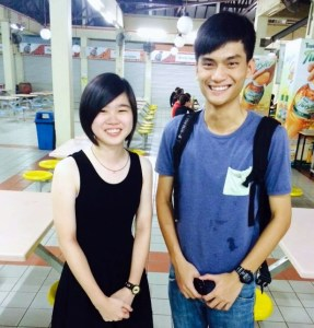 """EduSpiral provided me with good advise on where to study Aircraft Maintenance Engineering & arranged for the scholarship interview for me too."" Wai Hoe (Right), Full Scholarship for Aircraft Maintenance Engineering at Nilai University"