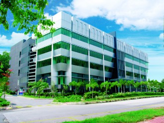 Asia Pacific University of Technology & Innovation (APU) campus at Bukit Jalil, Kuala Lumpur