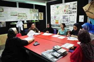 UCSI University architecture students are taught by qualified experienced industry professionals
