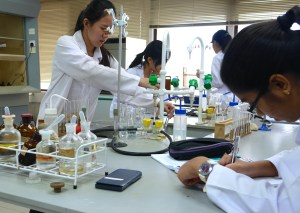 World-class chemistry lab at HELP University to produce top achievers in the A-Levels