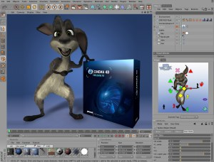 Excellent job opportunities for 3D animation graduates