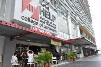 HELP College of Arts and Technology