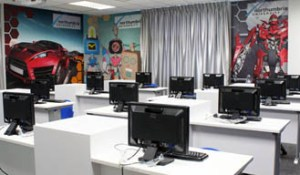 Game Technology Lab at KDU College Penang