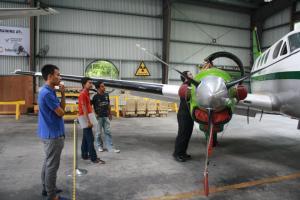 Hangar at Nilai University
