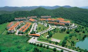 Nilai University is a 103-acre campus with excellent facitlities