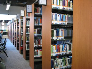Hong Kong PolyU Library is well equipped with the latest journals and books.