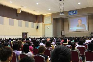 Auditorium at KDU College Penang