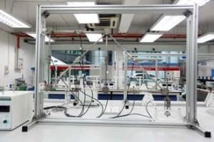 Material Science & Petrology Soil Mechanics Lab at UCSI University