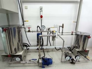 Thermo Fluid Lab at UCSI University