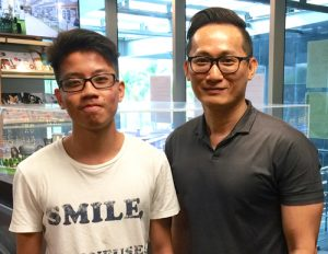 My mom contacted EduSpiral to ask his advise with regard to my results & where to study. He met us at the university to guide us and even obtained a partial scholarship for me. Ignatius, Mechatronic Engineering at Asia Pacific University (APU)