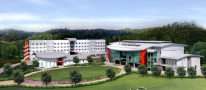 Phase 2 (the final three years) of UCSI University's Medical Programme is based at the clinical school at the 58-acre Terengganu campus.
