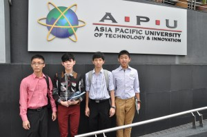 Students assisted by EduSpiral to register at Asia Pacific University for the various programmes
