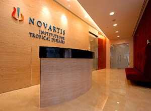 Novartis at Biopolis