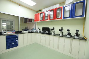 State-of-the-art biotech labs at UCSI University