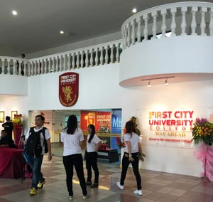 First City University College offers value for money quality education in Malaysia