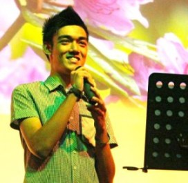 """""""A friend introduced me to EduSpiral. My application to UCSI University and audition went smoothly."""" Samuel Zane, Music student at UCSI University"""
