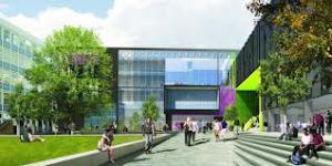 Oxford Brookes University new library
