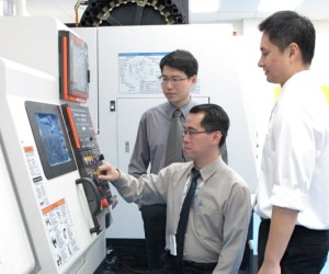 Students are taught by highly experienced engineering lecturers at MDIS Singapore