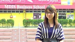 MDIS Singapore has an excellent study environment for business programmes