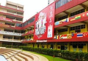 MDIS Singapore campus