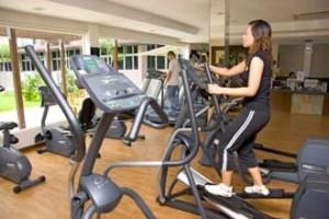 Gym at MDIS Singapore
