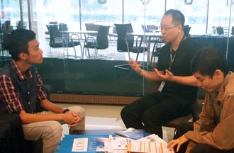 Helping Students to Choose the Best Private University in Malaysia to Study Through Counselling & Campus Tours
