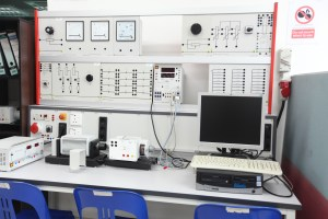 Control, Instrumentation Pneumatic & Hydraulics Lab at UCSI University