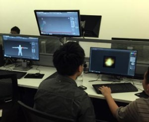 Game Lab at KDU University College is equipped with Alienware for the Game Technology degree students