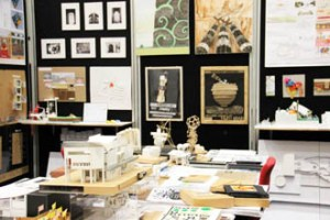 UCSI University architecture students' projects on display at the Gallery