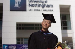 EduSpiral advised & helped me choose the best college for A-Levels. And now I have graduated from a top ranked UK University in Malaysia Dexter Leong, A-Levels at HELP Academy & Degree from University of Nottingham Malaysia Campus
