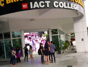 IACT College is an award-winning specialist college in communications & media