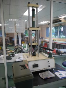 Engineering lab at Asia Pacific University