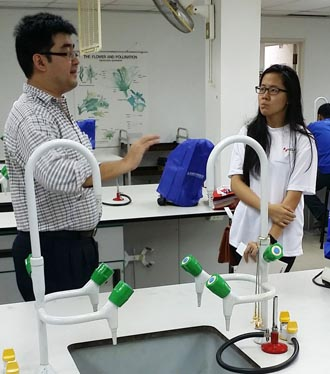 The Cambridge International Examinations (CIE) and Edexcel A-Levels Programme offered at the top Universities and Colleges in Malaysia