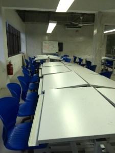 Design Class Studio at Malaysian Institute of Art (MIA)