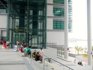 A conducive & safe lakeside campus for top students at Heriot-Watt University Malaysia