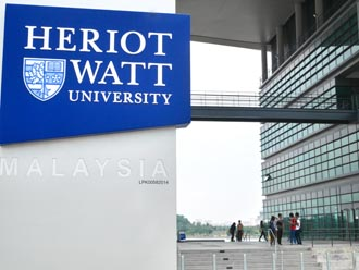 Heriot-Watt University Malaysia Online Application & Registration