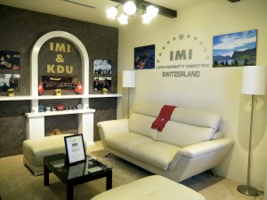KDU University College Penang is partnered with the prestigious IMI from Switzerland