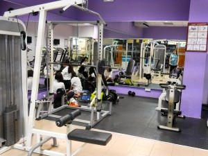 Gym at KDU University College Penang
