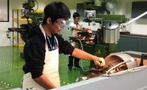 Mechanical Engineering Lab (Engineering) at KDU University College Utropolis Glenmarie
